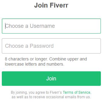 Steps To Fiverr Registration & Login For Freelance Jobs Online