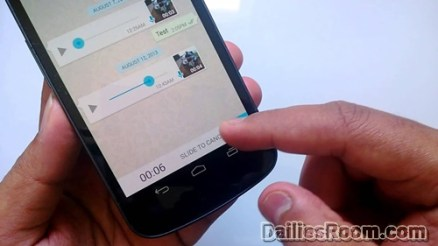 How To Send Whatsapp Voice Message For Easy Communications