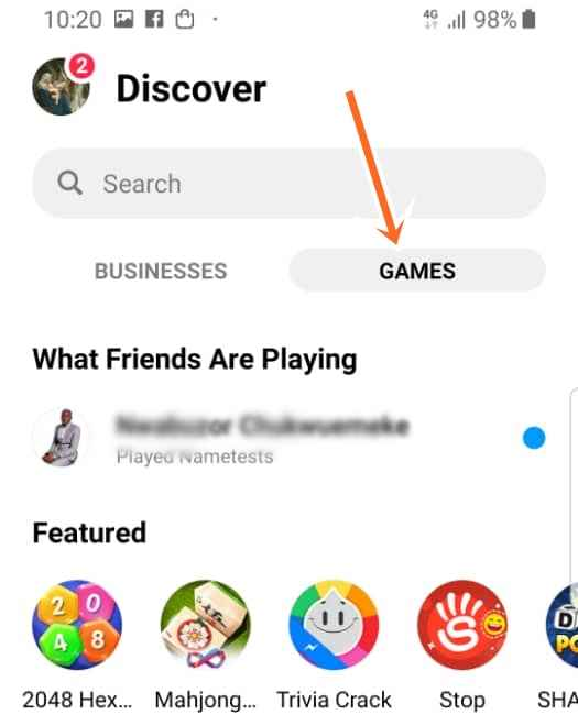 How To Play Facebook Ads Instant Games Discover – FaceBook Game Ads