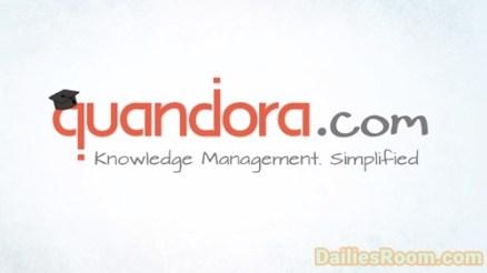Quandora Question & Answer Software   Quandora Registration Guide