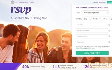 www.rsvp.com.au Site Review & Sign Up | RSVP Online Dating Site