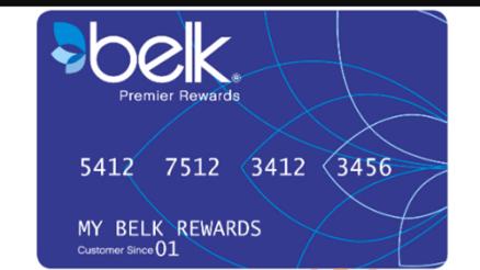 Steps On Belk Rewards Credit Card Application & Benefits