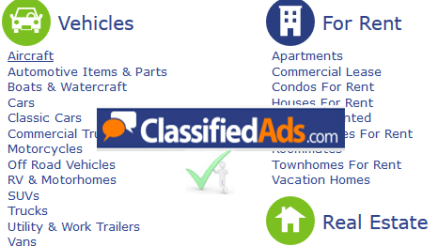 Classified Ads Sign In Portal | Classified Ads Login With Facebook