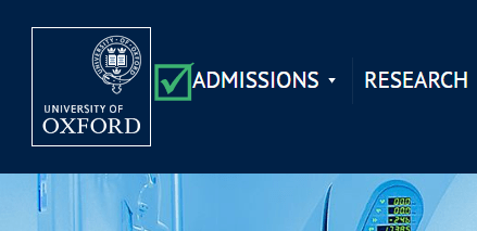 Oxford University Scholarship Application Form With Steps To Apply
