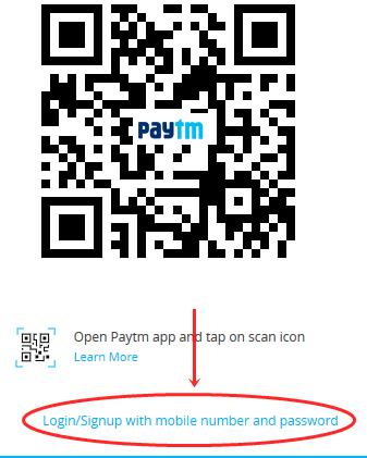 www.paytm.com Sign in Portal | Paytm Login Password