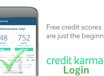 Creditkarma.com/id-verification login | Credit Karma Login Page