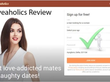 Loveaholics Dating Site, Loveaholics Review & sign up - Loveaholics Login