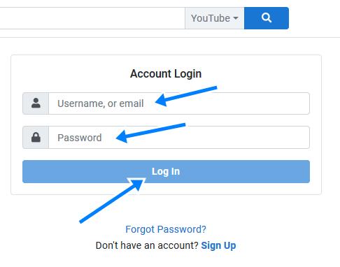 How To Login Wapmon.com