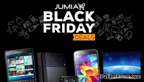 2019 JUMIA Black Friday In Nigeria – Dates, Deals & Discount Rates