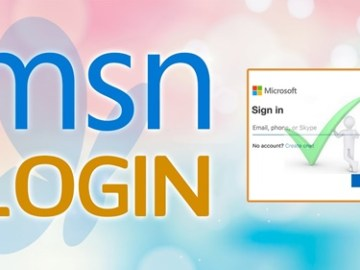 Steps To MSN Login With Email, Phone, Or Skype At www.login.live.com