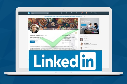 How To Share LinkedIn Profile With Connections & Coworkers