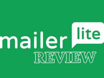 Mailerlite Review & Sign Up | Mailerlite.com Email Marketing