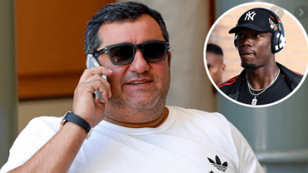 Mino Raiola Clients List