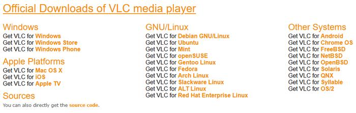 VLC Media Player Free Installation