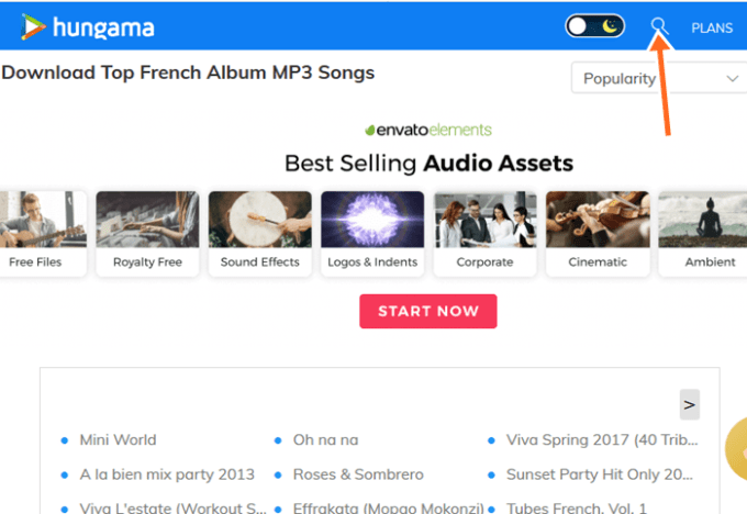 French Album MP3 Songs Download From www.Hungama.com Free