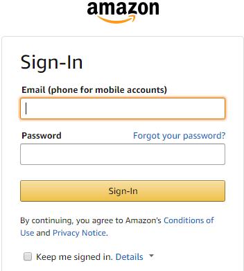 Affiliate-program.amazon.com   Amazon Affiliate Login Portal