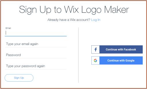 How To Create Your Logo On Wix.com | Wix Logo Maker Reviews