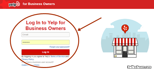 www.biz.yelp.com Login - Yelp Sign In Business Account