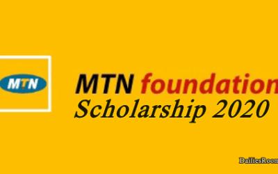 MTN Scholarship Form 2020: How To Apply For MTN Scholarship