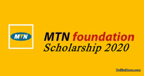 MTN Scholarship Form 2020: How To Apply For MTN Scholarship