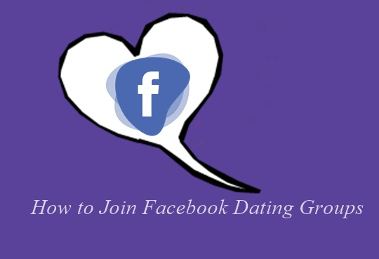 How to Join Facebook Dating Groups