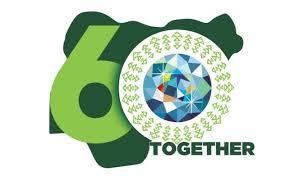Nigeria At 60: 2020 Nigeria Independence Celebration - Nigeria@60 Logo