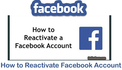 Steps To Facebook Account Reactivation | FB.com Activation