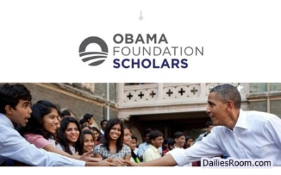 2021/2022 Obama Foundation Scholars Program – How To Apply