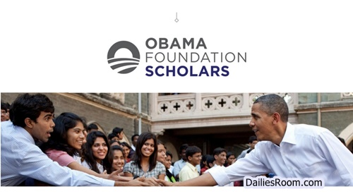 2021/2022 Obama Foundation Scholars Program - How To Apply