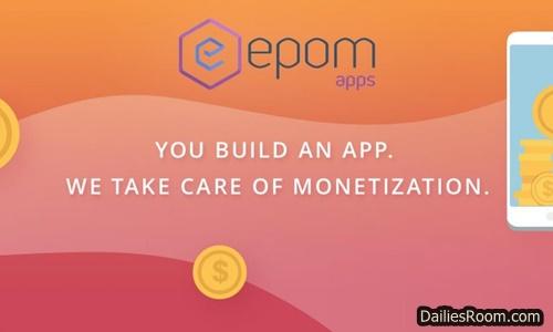 Epom Mobile Monetization: www.apps.epom.com/signin - Epom Login