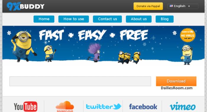 9XBuddy Online Video Downloader: YouTube, Twitter, Facebook Video Downloader