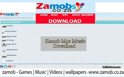 www.zamob.co.za/music  – Zamob Mp3 Music Download | Zamobs Mobile