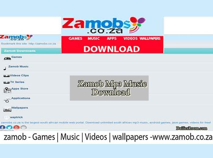 www.zamob.co.za/music  – Zamob Mp3 Music Download   Zamobs Mobile