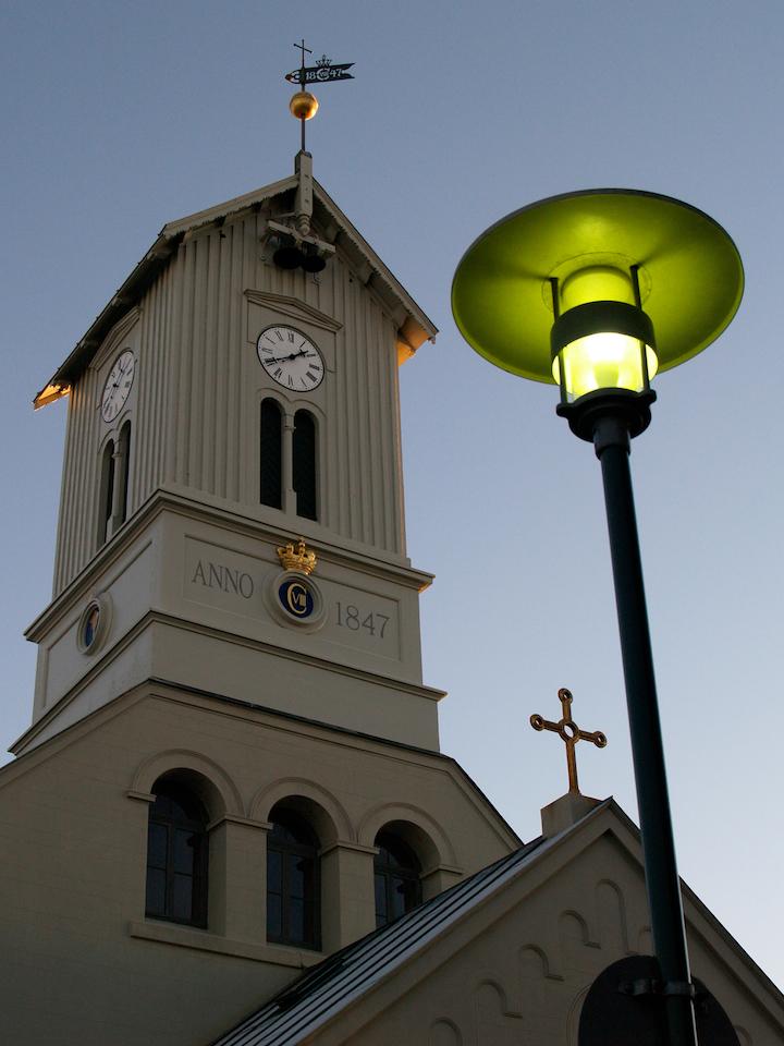 Reykjiavik Cathedral