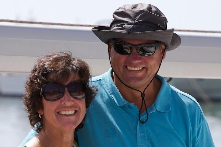 Jenny & Clive