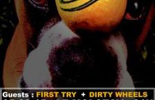 [Preview] Snot – First Try – Dirty Wheels – Le Molotov – 05.03.2015 –Marseille