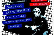 [PREVIEW] WEEK END SAUVAGE #9 – 9/10.12 – Secret Place – Montpellier (34)