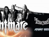 [PREVIEW ] NIGHTMARE + LONEWOLF + RISING STEEL – 22.04 – Le Rat's – Puget sur Argens (83)