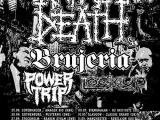 [PREVIEW] NAPALM DEATH + BRUJERIA + POWER TRIP + LOCK UP –  16 Mai – Espace André Malraux – Six Fours Les Plages (83)