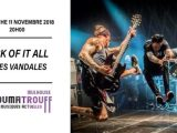 [PREVIEW] SICK OF IT ALL + LES VENDALES  – 11.11 – Le Noumatrouff – Mulhouse (68)