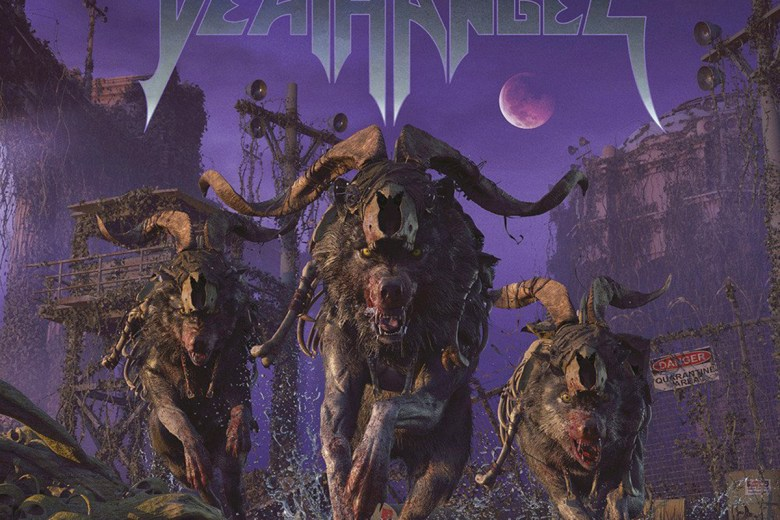 DEATH ANGEL – Humanicide