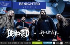 [PREVIEW] BENIGHTED + INHUMATE – 23.11 – La Maison Bleue –  Strasbourg  (67)