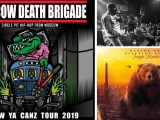 [LIVE REPORT] MOSCOW DEATH BRIGADE + WAKING THE SLEEPING BEAR – 28.11 – L'Atelier des Môles – Montbéliard (25)