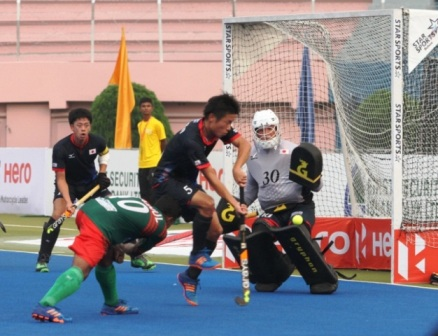 Asia Cup: Bangladesh concede 1-3 defeat against Japan ...