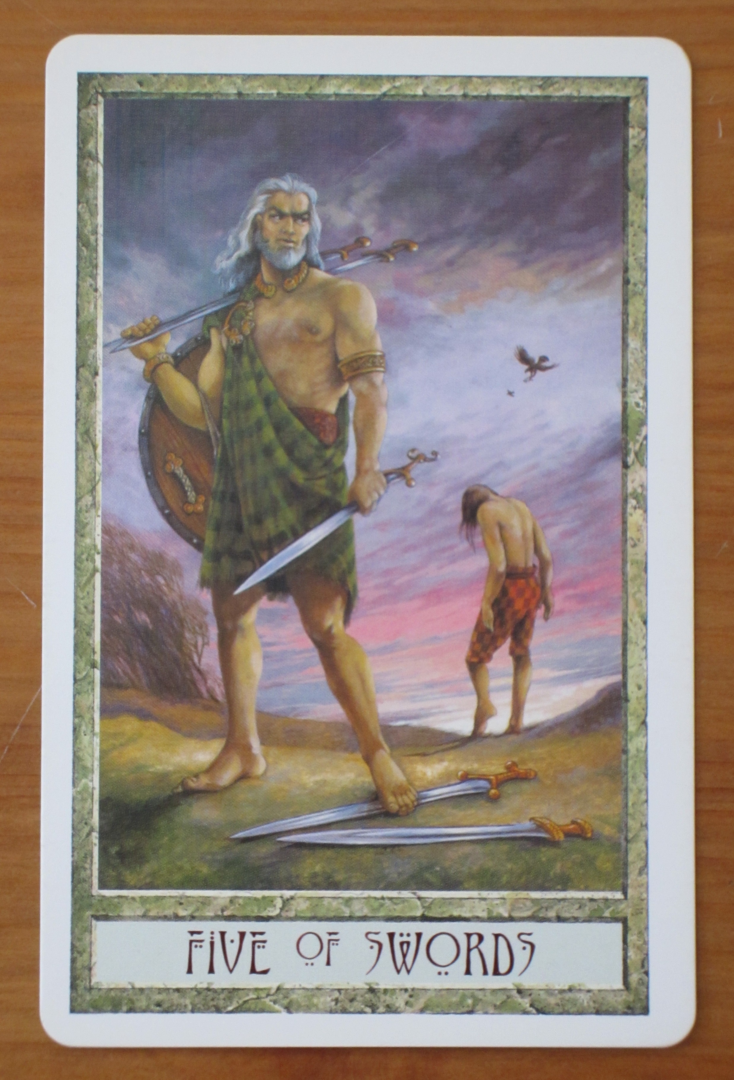 Meaning Oracle Cards