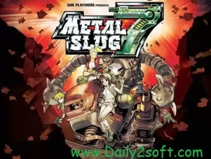 Metal Slug 7 Full Version Download Pc Game Latest Here!