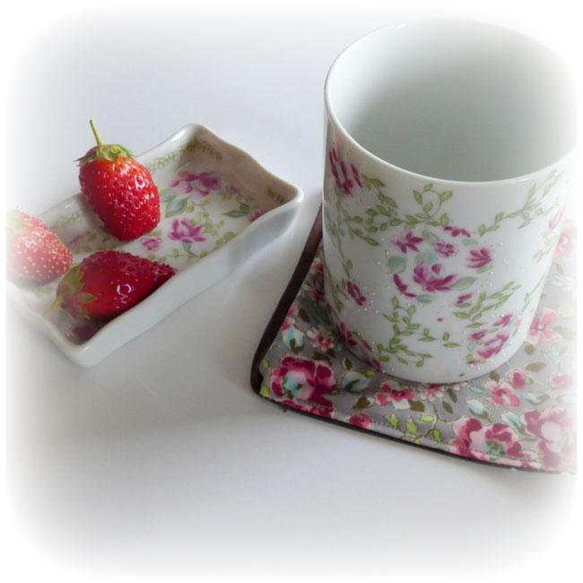 instant fleuri mugs