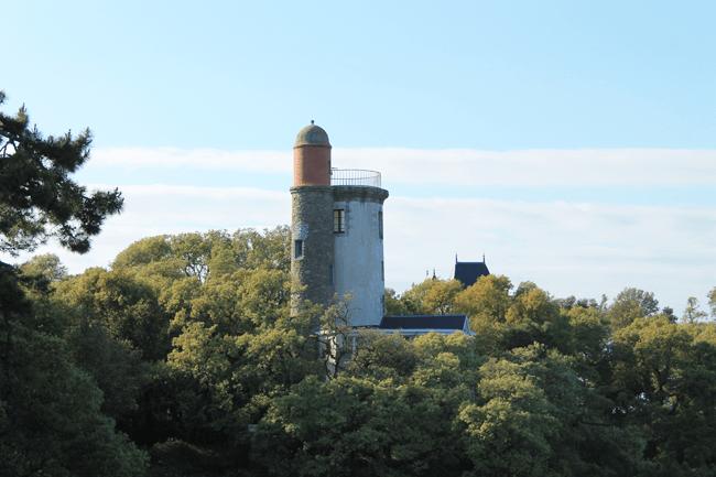l'Anse Rouge-Noirmoutier