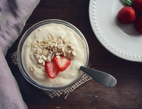 yaourt au muesli
