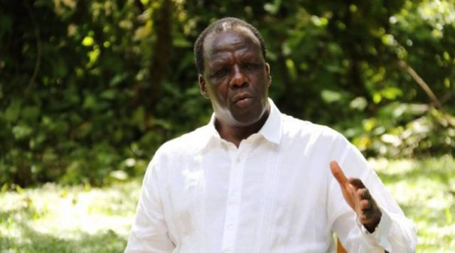 Kakamega Governor Wycliffe Oparanya [Photo, Courtesy]
